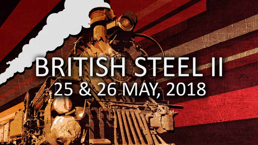 British Steel II Coming To The Underworld!
