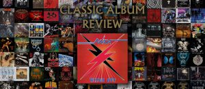 Classic Album Review : Raven 'Wiped Out'