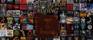 Classic Album Review – Venom 'At War With Satan'