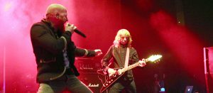 DIAMOND NIGHTS – Diamond Head's Brian Tatler talks about the band's recent European tour