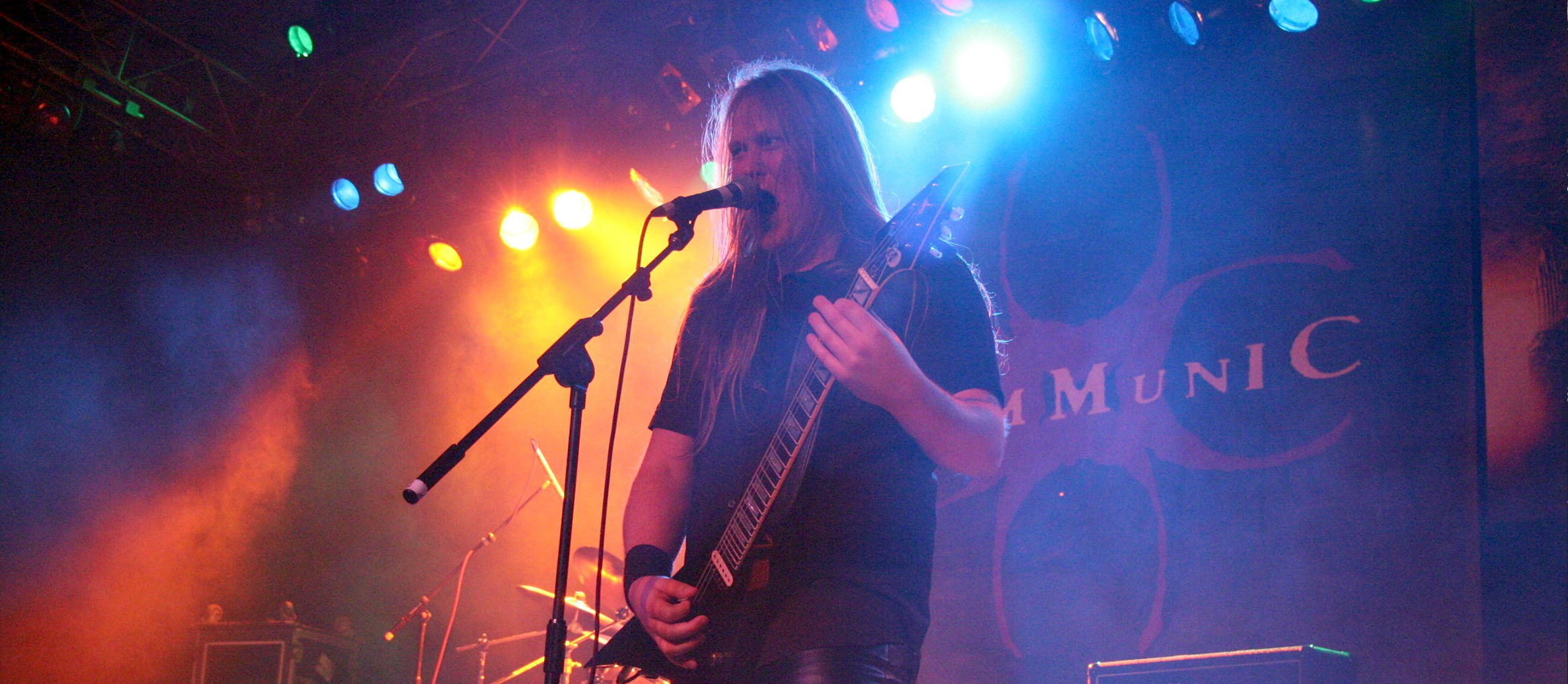 WAVES OF CONSPIRACY – Comunnic guitar and vocalist Oddleif Stensland tells us the history of the band
