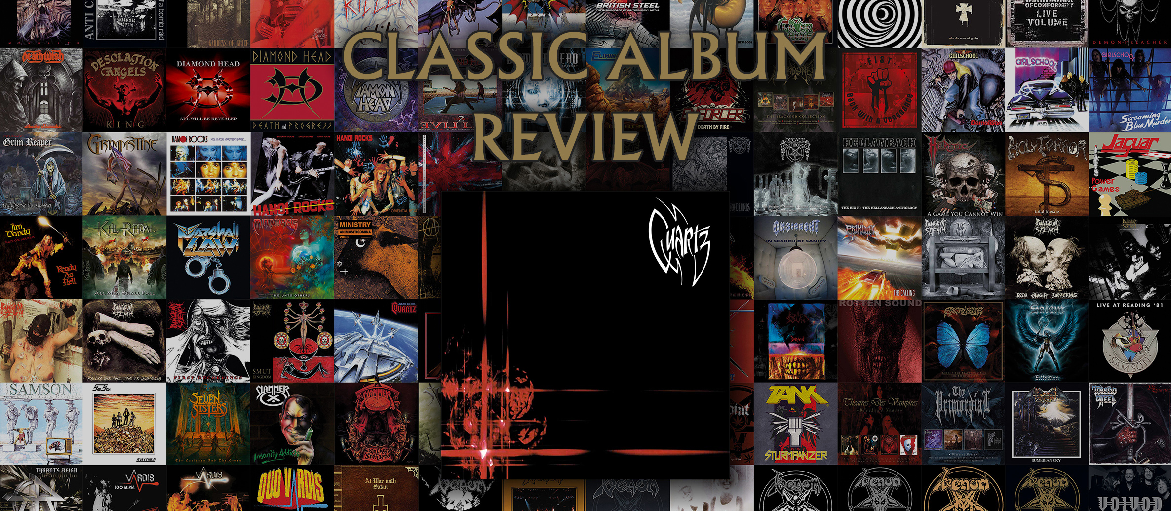 CLASSIC ALBUM REVIEW: Quartz – Quartz 1977