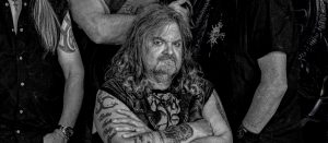 LEGEND AT THE GATES – Steve Grimmett celebrates thirty-six years with Grim Reaper's new album 'At The Gates'
