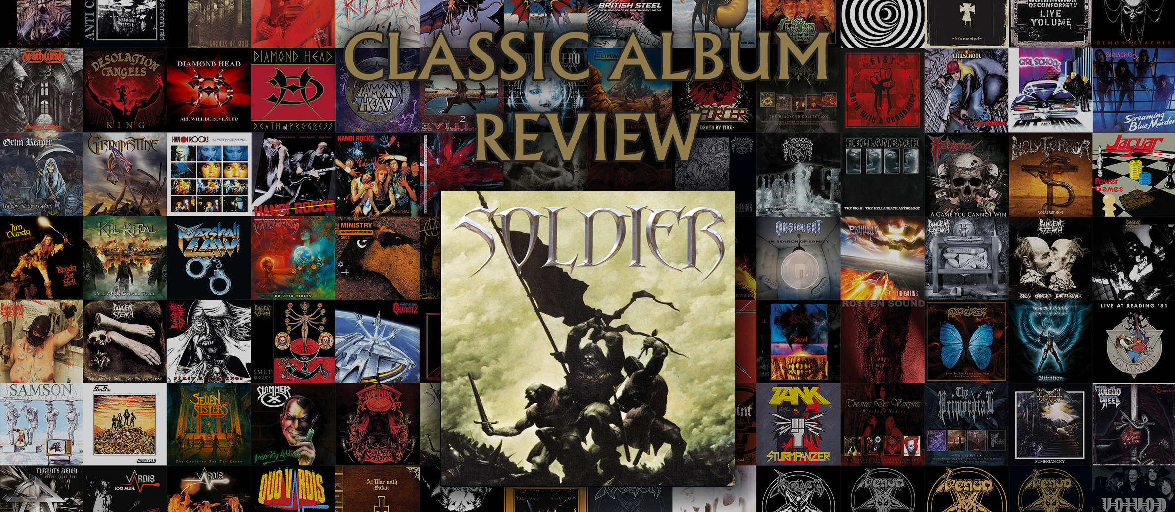 CLASSIC ALBUM REVIEW: Soldier – 'Sins Of the Warrior'