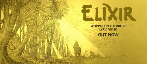 Elixir reveal lyric video ahead of release of sixth studio album 'VOYAGE OF THE EAGLE'