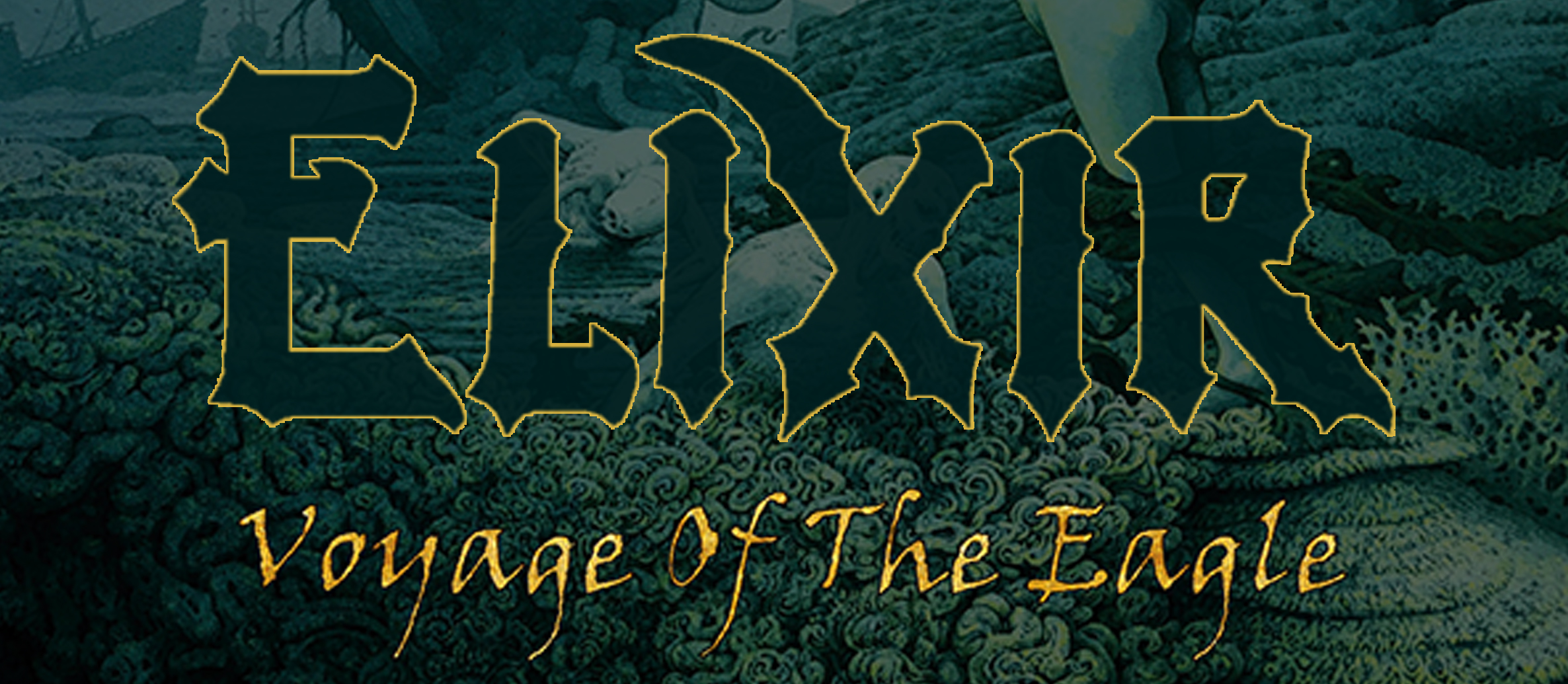 V.O.T.E. ELIXIR! – guitarist Phil Denton on the band's reformation, and their voyage with the eagle…