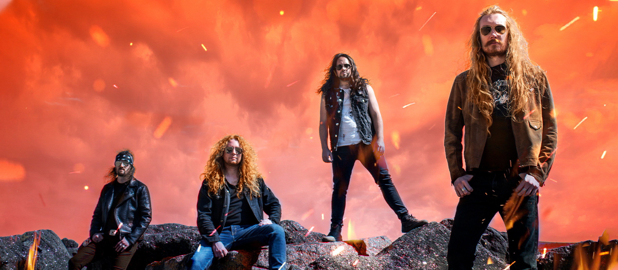 Toledo Steel To Release New Single 'Into The Unknown' 16th Of October